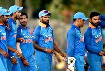 INDvSL:  श्रीलंका को लगा चौथा झटका, लाहिरू थिरिमाने आउट