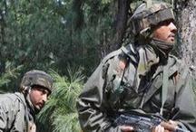जम्मू-कश्मीर: माछिल सेक्टर में दो आतंकी ढेर, सेना की आतंकियों से मुठभेड़ जारी