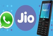 JioPhone में आएगा वॉट्सएप, होगा खास वर्जन!