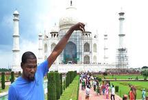 अमेरिकी बास्केटबॉल खिलाड़ी ने उड़ाया भारत का मजाक, कहा- मैंने सोचा नहीं था ऐसा देश होगा ये