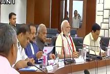 PM मोदी ने लिया असम का जायजा, बाढ़ से निपटने पर किया विमर्श