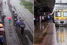 बारिश से बेहाल हुई मुंबई फिर पटरी पर लौटी, अलर्ट अब भी जारी