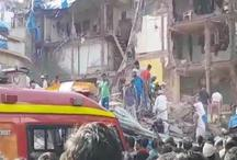 मुंबई: भिंडी बाजार में पांच मंजिला ईमारत गिरी, 12 की मौत, 30 से ज्यादा घायल