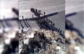 भारत और चीनी सेना के बीच हुई हाथापाई और पत्थरबाजी, देखें वीडियो