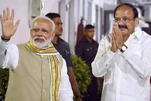 उपराष्ट्रपति चुनाव के लिए डमी वोटिंग में BJP के 16 सांसद फेल