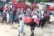 Pok ने मांगी पाकिस्तान से आजादी, किया विरोध प्रदर्शन