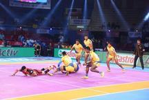 वीवो प्रो-कबड्डी लीग: हरियाणा और तमिल थलाइवाज ने मैच को बराबरी पर समाप्त किया