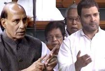 राहुल पर हमला मामलाः राजनाथ ने कहा- नहीं मानते हैं SPG की बात, करते हैं मनमानी