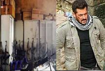 Shocking: सलमान खान पर चली 10 हजार गोलियां, नहीं आई खरोंच