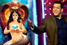 OMG: TV की नागिन के साथ नजर आए सलमान खान!