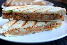 2 मिनट में बनाएं पाव आलू सैंडविचः रेसिपी