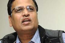 दिल्ली: सत्येंद्र जैन के खिलाफ सीबीआई टीम ने दर्ज की FIR