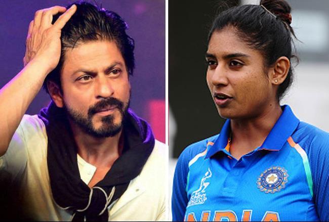 शाहरुख ने किया कुछ ऐसा, बाद में इस महिला क्रिकेटर से मांगते रहे माफी