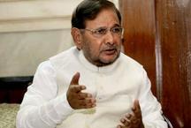 नीतीश ने बिहार के 11 करोड़ लोगों का विश्वास तोड़ा है, करेंगे बिहार का दौरः शरद यादव