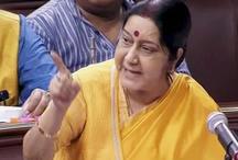 पीएम मोदी में ट्रंप को भी चुनौती देने का माद्दा: सुषमा स्वराज