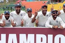 85 साल बाद टीम इंडिया ने रचा इतिहास, धोनी से आगे निकले विराट