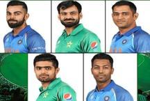 भारत और पाकिस्तान की एक टीम बने तो इन 11 खिलाड़ियों को मिलेगी जगह