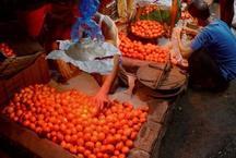 यहां सिर्फ 10 रुपए किलो बिक रहे हैं टमाटर, दुकान पर लिखा है - टमाटर के आए अच्छे दिन