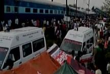 मुजफ्फरनगर: ट्रेन हादसे में 23 की मौत, 74 से ज्यादा घायल