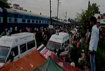 रेल मंत्री ने दिए हादसे की जांच के आदेश, पीएम ने किया ट्वीट