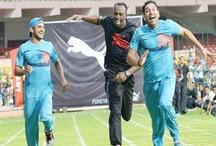 VIDEO: युवराज ने रेसिंग ट्रैक पर उसेन बोल्ट को हराया!