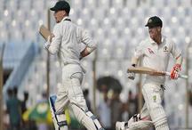 ऑस्ट्रेलिया VS बांग्लादेश: वार्नर और हैंड्सकोंब ने ऑस्ट्रेलिया को मजबूत स्थिति में पहुंचाया