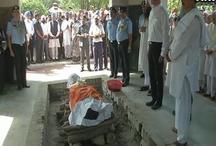 21 तोपों की सलामी के साथ हुआ मार्शल अर्जन सिंह का अंतिम संस्कार