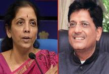 देश के अगले रेल मंत्री होंगे पीयूष गोयल, सीतारमन होंगी रक्षा मंत्री