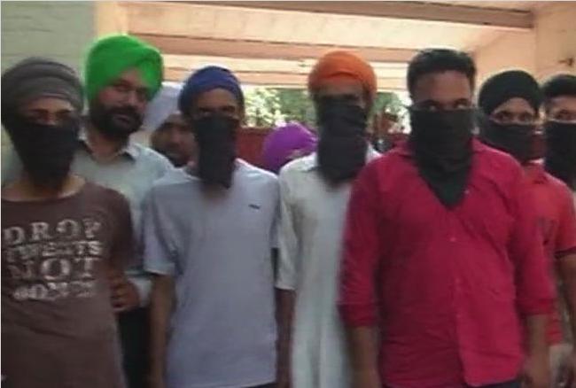 पंजाब पुलिस को मिली बड़ी कामयाबी, बब्बर खालसा के 7 आतंकी गिरफ्तार