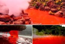 VIDEO: ये कैसा कुदरत का करिश्मा, यहां तालाब में बहता है खौलता हुआ खून