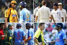 VIDEO: जब मैदान पर भारत-ऑस्ट्रेलिया के खिलाड़ी बच्चे की तरह लड़ पड़े थे