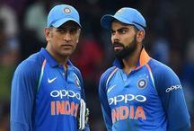 VIDEO: IND vs AUS के बीच चौथे वनडे में जब इस खिलाड़ी पर भड़क गए कूल धोनी