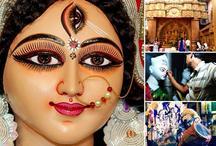 क्या कोई सजाता होगा इतना भव्य दुर्गा पंडाल, जैसा बंगाल वाले सजा देते हैं, तस्वीरें