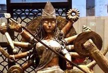 यहां बनाई गई मां दुर्गा की सबसे ऊंची चॉकलेट की प्रतिमा, देख कर लोग हुए हैरान