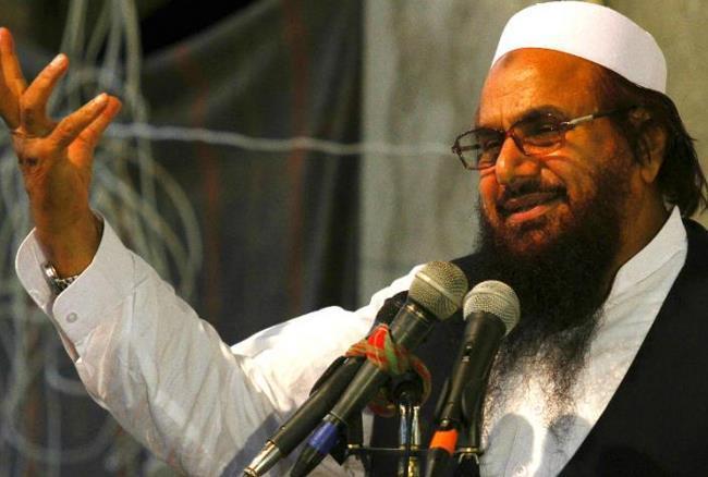 हाफिज सईद ने कहा- कश्मीर को आजाद कराऊंगा, भारत कुछ नहीं कर सकता