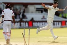 देखिए जेम्स एंडरसन के 500वें विकेट का विडियो