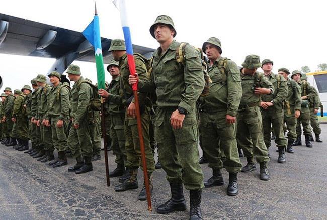 पाक का रूस की तरफ बढ़ा झुकाव, दोनों ने  साथ में किया सैन्य अभ्यास