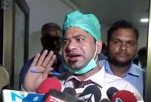 गोरखपुर: बीआरडी अस्पताल में मासूमों की मौत के बाद आरोपी डॉक्टर गिरफ्तार