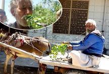 भोजन जुटाने के लिए नहीं थे पैसे, 25 साल से नहीं खाया खाना फिर भी है जिंदा