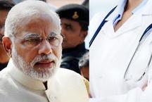 दिल्ली सरकार के बाद मोदी सरकार ने दशहरे से पहले दिया डॉक्टरों को बड़ा तोहफा