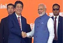 जापानी पीएम ने हिंदी में कही ये बात, पीएम मोदी ने गुजराती में दिया जवाब