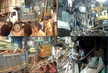 मुंबई बिल्डिंग हादसा: मरने वालों की संख्या हुई 34 के पार, बचाव कार्य जारी