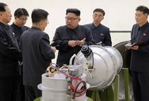 उत्तर कोरिया ने दिखाया दमखम, किया परमाणु बम परीक्षण