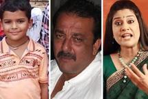 प्रद्युमन की मौत पर भड़का बॉलीवुड, मीडिया के सामने रोए संजू बाबा