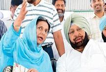 राम रहीम को लेकर लगे आरोपों पर अमरिंदर सिंह की पत्नी परणीत ने तोड़ी चुप्पी