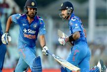 वनडे रैंकिंग: विराट अनोखे रिकॉर्ड के करीब, धोनी, रोहित ने लगाई लम्बी छलांग