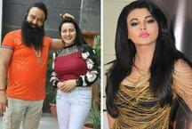 बाबा राम रहीम पर बनेगी फिल्म, राखी सावंत होंगी हनीप्रीत