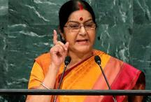 UN में सुषमा ने कहा- पर्यावरण और विकास पर ज्यादा काम करेगा भारत