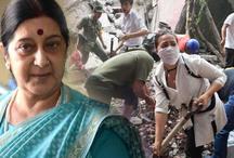मैक्सिको के भीषण भूकंप पर सुषमा स्वराज ने दी राहत भरी यह जानकारी