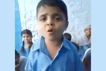 VIDEO: इस बच्चे के गले में विराजमान हैं सरस्वती, निकालता है हजारों आवाज